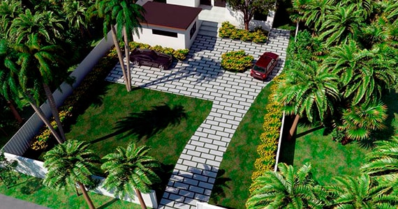 Profesional Render - Top Turf Miami