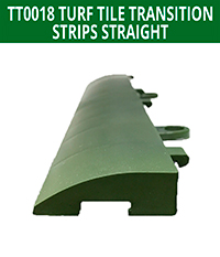 Tile transitions strips straight - Accesories | Top Turf Artificial Grass