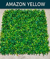 amazonyellow - Ivy wall | Top Turf Artificial Grass